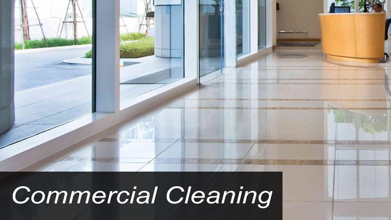 commercial cleaning service in Los Angeles